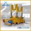 Rail automatico Ladle Vehicle con Dumping Device