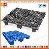 Neue stapelbare Plattform Rackable Rasterfeld-Oberflächen-Plastiktellersegment-Ladeplatte (Zhp9)
