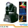 Mini 15W mettre en lumière mobile de la tête d'étape LED