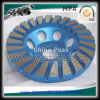 Removing Concrete와 Floor를 위한 다이아몬드 Taper Cup Grinding Wheel
