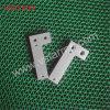 Peças fazendo à máquina do CNC do alumínio feito sob encomenda para o CNC que mmói a ferragem Vst-0953 da peça de Motorcucle