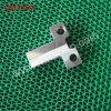 CNC, der hohe Präzisions-Aluminiumbefestigungsteile für Motorrad-Teil maschinell bearbeitet