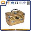 Cadre cosmétique de renivellement de diamant d'or d'ABS (HB-2038)