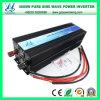 инверторы волны синуса 4000W DC12V AC110/120V 60Hz чисто солнечные (QW-P4000B)