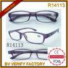 Verres de lecture de Producer&Wholesale d'armature de lunettes pour les personnes âgées (R14113)