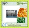 Congélateur industriel de plaque de fruits de mer