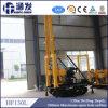 Tipo de borracha equipamento Drilling da esteira rolante, equipamento Drilling modelo de poço de água de Hf130L