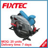 Machine van de Cirkelzaag van Fixtec 1300W de Elektrische voor Hout