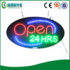 높은 Bright Signboard Manufacturer Open 24hours LED Sign