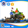 2015 o Outdoor o mais barato Recycle Plastic Playground Equipment para Sale
