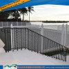 Corrimão de alumínio de aço do Guardrail dos trilhos do metal ao ar livre