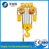 CE su ordinazione Certification 15t Construction Electric Vital Chain Hoist