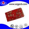 8layers rode PCB van ENIG van de Olie met Lijn 3/3mil
