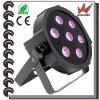 LED 7PCS RGBW 4in1 Flat PAR Light PAR Can