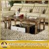 로즈 금 현대 스테인리스 커피용 탁자