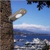 Indicatore luminoso solare esterno del giardino di lumen 5W LED delle lampade da parete alto