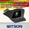 Carro DVD GPS do Android 5.1 de Witson para Ford Tourneo com sustentação do Internet DVR da ROM WiFi 3G do chipset 1080P 16g (A5572)