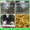 Барабанный газопромыватель нержавеющей стали для имбиря, моркови, мяса кокоса