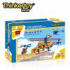 Thinkertoy Aviones Aterrizar Científicas de Construcción Bloques de Juguetes Educational Series Armado Fly