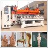 CNC 대패를 만드는 5개의 축선 동상 조각품