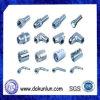 Ajustage de précision de pipe galvanisé par précision adapté aux besoins du client