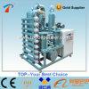 Unidade usada da filtragem do esclarecimento do petróleo do transformador