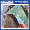 Pavimento commerciale stampato della lamiera sottile del PVC del pavimento del pavimento della pellicola di cuoio dei grafici