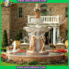 Grande fontaine d'eau de marbre
