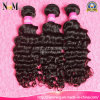 9A Top Grade Real Menschenhaar Extention Raw Virgin Hair Peruvian Deep Wave
