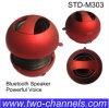 Altavoz sin hilos de la hamburguesa de la cápsula de Bluetooth mini (STD-M303)