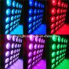 iluminación de la etapa de la matriz de 25PCS LED 30W