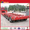 5 lijn 10 As 150 de Oplegger van de Aansluting van de Vrachtwagen van T Lowbed