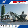 planta de mezcla de procesamiento por lotes por lotes del mini concreto movible móvil del carro 25m3/Hour