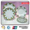 Moderno Diseño Porcelana cena conjunto de 20PCS
