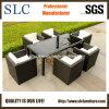 Eleganter Rattan-Tisch-gesetzte moderne im Freien im Freienmöbel Furniture/2013 (SC-B8894)