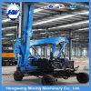 Hydraculic Hammer-hydraulischer Typ Datenbahn-Leitschiene-Stapel-Fahrer