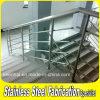 Balustrade d'intérieur d'escalier d'acier inoxydable (Keenhai-028)