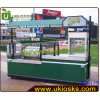 Fabbrica Price Customize e Outdoor Mobile Fast Food Kiosk Design da vendere (F20110)
