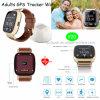 2017 het Nieuwe Ontwikkelde GPS van Volwassenen Horloge van de Drijver met de Monitor van het Tarief van het Hart