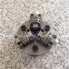 De Plaat van de Hamer van de struik 5 Duim (125 mm) met 3 Rollen van Draad 5/8 van jaren '30  - 11 of M14 het Uitstekende Wiel van de Malende Schijf van de Korrel van de Lychee van het Staal van het Wolfram