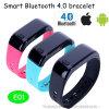 Полоса Bluetooth 4.0 индикации отслежывателя OLED пригодности франтовская