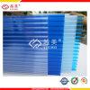 SGS van ISO keurt het Duidelijke van het Polycarbonaat Holle van het Blad Blad van de PC- Zon voor Bouwmateriaal goed