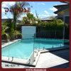 Sin marco Espiga de cristal de la piscina de la cerca (DMS-28114)