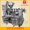Combined medio Oil Extractor con Oil Filter