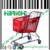 carretilla plástica de las compras 90L (HBE-P-6)