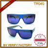 Produto de qualidade Flat-Top dos óculos de sol Tr040 Tr90