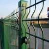 電流を通された3D Welded Wire Mesh Fence Panels