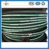 Mangueira de borracha trançada do fio de alta pressão resistente da abrasão R2
