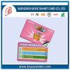 Cartão de jogo esperto plástico do PVC