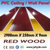 PVC кроет материал черепицей украшения здания дома внутренний (RN-142)